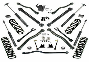 Superlift 4 Inch Lift Kit K997 For 2007 2018 Jeep Wrangler Jk Unlimited