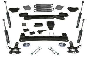 Superlift 6 Inch Lift Kit 1999 2006 Chevy Silverado And Gmc Sierra 1500 4wd