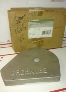 Guard Primary Drive 640 15747 By Greenlee