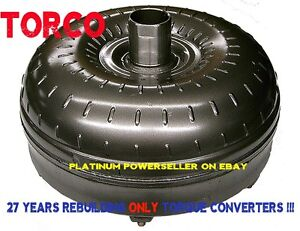 Ford E4od 4r100 Torque Converter 4 Studs 4 9l 7 3l idi 7 5l Hd Upgraded Lockup