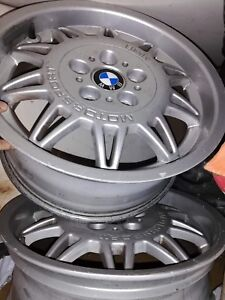 Set Of 2 17 Bmw M3 Motorsport E36 Rims Z3 Z4 325i 325is 318