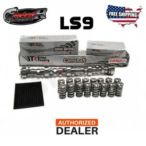 Btr Ls9 Cam Kit Supercharged Camshaft Valve Springs Pushrod Package Gm Lsx
