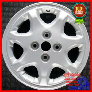 Wheel Rim Chrysler Dodge Mitsubishi Colt Mirage Summit 14 1995 1996 Oe 65745