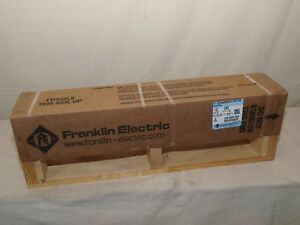 Franklin Electric 2366529020 Deep Well 6 Submersible Pump Motor 200v 10hp new