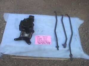 Chevorlet Saginaw 4 Speed Transmission Hurst Linkage Only 1966 1982 chevelle