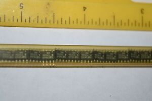 National Nm93c56m8 8 pin Smd Eeprom 128x16 Serial Cmos Ic New Lot Quantity 10