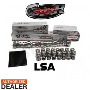 Brian Tooley Lsa Cam Kit Camshaft Valve Springs Pushrods Camaro Zl1 Cts V Gm Lsx