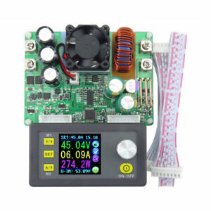 Dps5015 50v 15a Dc Adjustable Step down Regulated Lcd Digital Power Supply Modul