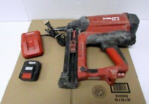 Hilti Gx 2 x m30 G2 Gas Actuated Fastening Tool With Battery And Charger
