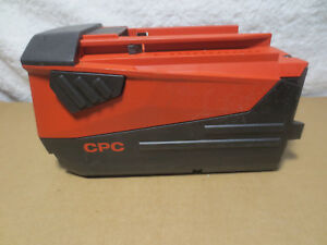 Hilti Lithium Battery Pack B36 6 0 Li lon Cpc 36v High Capacity 6 0ah Great Cond