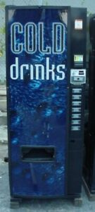 Dixie Narco Soda Canned Drink Vending Machine