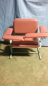 Phlebotomy Blood Draw Chair Very Good Condition