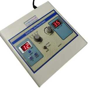 Best Electrotherapy Physio Ultrasonic Ultrasound Relief Therapy Machine mkj