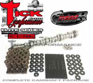 Tick Performance Ls1 Ls6 Cam Kit Camshaft Valve Springs Pushrods Package Gm Lsx