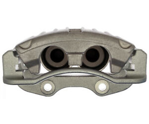 Disc Brake Caliper Friction Ready Coated Caliper With Bracket Rear Right Reman