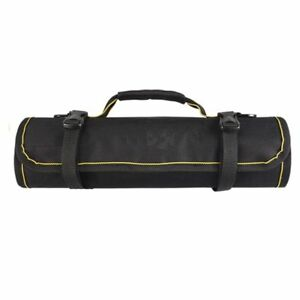 Oxford Cloth Roll Tool Kit Electrician Tool Bags Practical Repairing Bags Wit