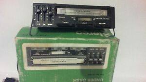 Vintage Realistic Stereo Car Cassette Player