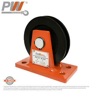 Prowinch Wire Rope Pulley 0 5 Ton 8mm Rope