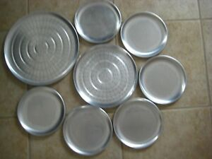 8 Perforated Pizza Pan s various Sizes