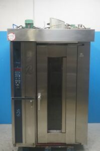Revent Single Rotating Rack Gas Oven Model 626 Gdg