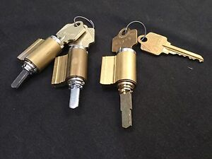 Arrow Kik kil Cylinders W Keys A Keyway Set Of 3 locksmith