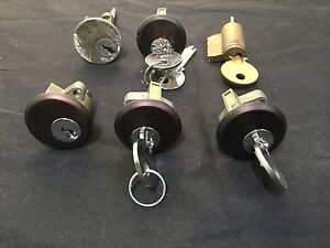 Locksmith Yale Rim Cylinder Set Of 6