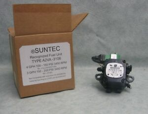 New A2va 3006 Suntec Oil Burner Pump Beckett Wayne