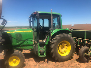 2005 John Deere 6420 Tractor Two Wheel Drive