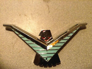 Vintage Ford Thunderbird Emblem Oem Part New