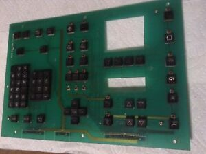 Japax Inc Mwi a510 54c Keyboard Board