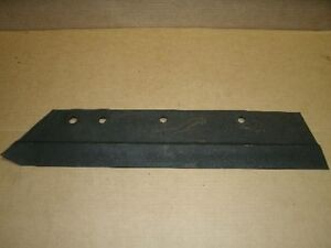 Ff164rs Ford 16 4 Bolt Heat treated Plow Point Ribbed Plowshare Plow Share