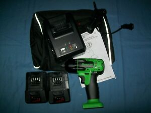 New Snap on Lithium Ion Ct8810bg 18v 18 Volt Cordless 3 8 Impact Wrench Gun