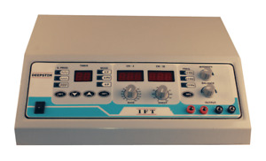 Ift Interferential Therapy Unit Deepstim Physiotherapy Equipment gt