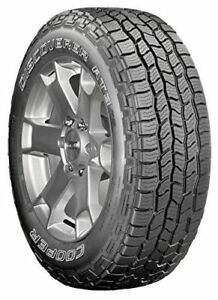 4 New Cooper Discoverer A T3 4s All Terrain Tire 255 70r17 255 70 17 112t