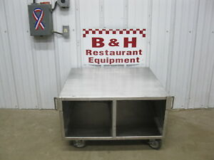 30 Stainless Steel Heavy Equipment Table Convection Oven Griddle Fryer Stand