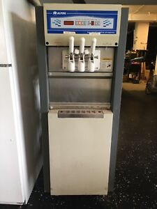 Alpine Yogurt Soft Serve Ice Cream Machine