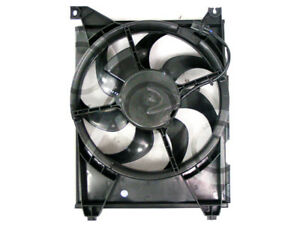 Fits Hyundai Xg350 04 05 2004 2005 A c Condenser Cooling Fan Assembly Hy3113116