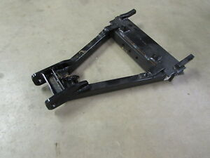 New Meyer Snow Plow A Frame Ez vector V Plow Classic Tube Mount 13630