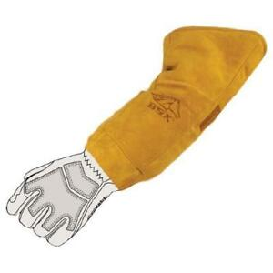 Leather Welding Glove Extender sleeve
