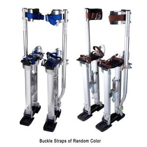 Adjustable Drywall Stilts 24 40 Professional Grade Taping Paint