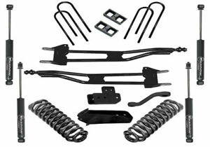 Super Lift 4 Inch Lift Kit 1980 1996 Ford Bronco 4wd
