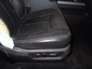 11 12 13 14 15 16 Ford F350sd Pickup Right Front Seat Track Only Heated Cooled