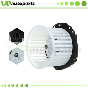 Heater Blower Motor For Chevy Gmc C K Pickup Truck Suburban Yukon A C Hvac