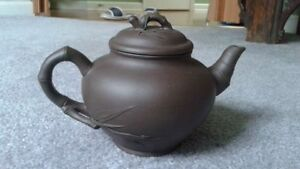 Collector Favorite Antique Traditional Chinese Teapot Yixing Zisha Teapot