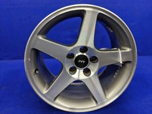 2003 2004 Mustang Wheel 17x9 Cobra Supercharged 5 Spoke Machined 2r3v 1007 Ab