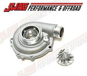 03 07 Ford 6 0 6 0l Powerstroke Diesel Turbocharger Compressor Housing Upgrade