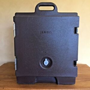 Cambro Insulated Food Pan Carrier 300mpc Catering Food Service Transporter Usa