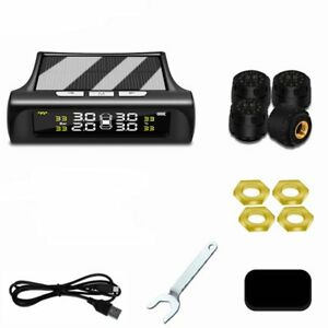 Wireless Digital Tire Pressure Gauge Meter Bicycle Car Tire Diagnostic Tool Er