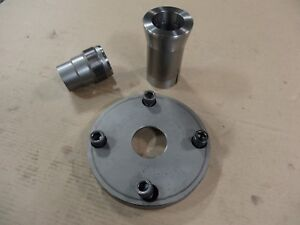 Hardinge 25c To 16c Spindle Collet Adapter Assembly