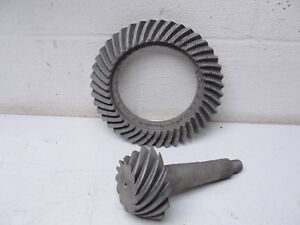 1 Oem Gm Vintage Gm Chevy 12 Bolt 3 31 1 Ring And Pinion Posi